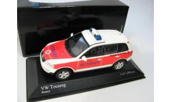 VW Touareg Notarzt 2002 г.