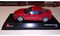 Subaru BRZ STI tS 2013 1:43, масштабная модель, J-Collection, scale43