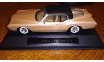 Buick Riviera GS 1971 1:43, масштабная модель, scale43