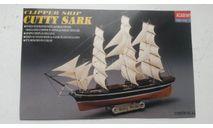 Сборная модель Clipper ship cutty sark - 1:350 - Academy, сборные модели кораблей, флота