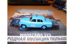 WARSZAWA 223 МИЛИЦИЯ ПОЛЬШИ (ПММ № 24)