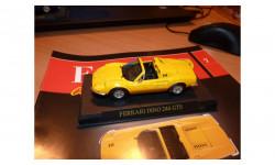 Ferrari Dino 246 GTS (Ferrari Collection №7)