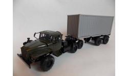 Элекон Урал 44202 контейнеровоз