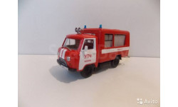 УАЗ 'Кубанец' пожарный конверсия