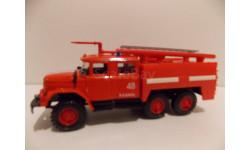 Элекон ЗиЛ - 131 пожарный, масштабная модель, 1:43, 1/43