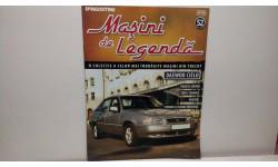Журнал 'Легендарные машины' #52