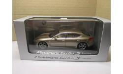 Porsche Panamera Turbo S 2014 Minichamps