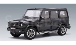 1/18 Mercedes-Benz G55 AMG Black AUTOart 76246