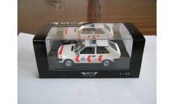 1/43 NEO Volvo 340 DL 'Politie', масштабная модель, 1:43