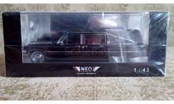 NEO43896 Cadillac S&S Hearse 1966