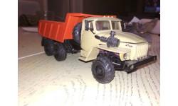 Урал 4320, масштабная модель, Элекон, scale43