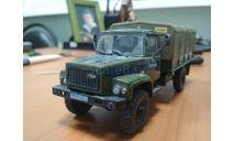 ГАЗ 3308 полиция, масштабная модель, Конверсии мастеров-одиночек, scale43