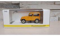 Москвич 2150 АЗЛК 4x4 оранжевый 1-43 Prommodel43, масштабная модель, 1:43, 1/43