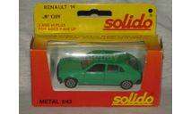 Renault 14, масштабная модель, Solido, scale43