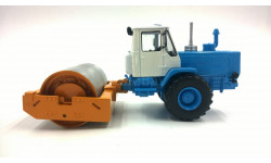 Каток ДУ-62 на тракторе Т-150, масштабная модель, 1:43, 1/43, Миниград, Трактор Т-150