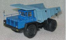 БелАЗ-540А самосвал (MD models), масштабная модель, 1:43, 1/43