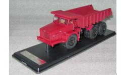 МАЗ-530 самосвал выставочный (SSM), масштабная модель, 1:43, 1/43, Start Scale Models (SSM)