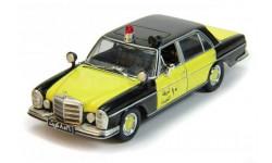 MERCEDES-BENZ W108 Полиция Кувейта, выпуск 79, масштабная модель, 1:43, 1/43, DeAgostini