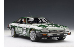 Jaguar Xj-S TWR Racing ETCC Francorchamps 1984 Winner #12 (Tom-Hans Heyer - Win Percy)