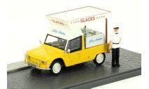 Citroen Mehari Marchand de Glaces - 1978, масштабная модель, scale43, Atlas, Citroën