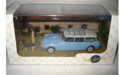Citroen ID 19 break veterinaire, масштабная модель, 1:43, 1/43, Atlas, Citroën