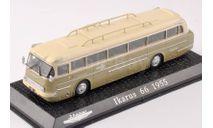 IKARUS 66 - 1955, горчичный/бежевый, масштабная модель, 1:72, 1/72, Atlas