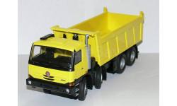 Tatra T815-230S84 8x8.2 самосвал, желтый