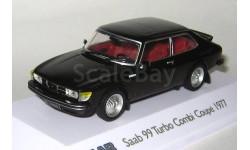 SAAB 99 Turbo Сombi Coupe - 1977, масштабная модель, 1:43, 1/43, Atlas