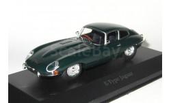 Jaguar E-Type, масштабная модель, Atlas, scale43
