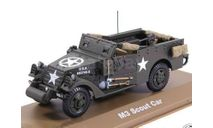 M3 Scout Car, масштабная модель, Atlas, 1:43, 1/43