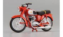 Мотоцикл Pannonia TL 250 F, масштабная модель мотоцикла, Atlas, 1:24, 1/24
