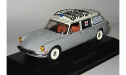 Citroen ID 19, масштабная модель, 1:43, 1/43, Atlas, Citroën
