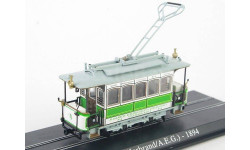 Трамвай TW4 (Herbrand-A.E.G.) - 1894