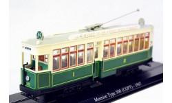 Трамвай Motrice Type 500 (CGPT) - 1907