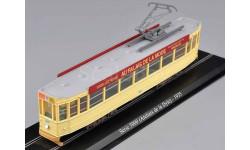 Трамвай Serie 5000 (Ateliers de la Dyle) - 1935, Брюссель