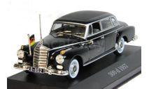 MERCEDES-BENZ 300 D 'Adenauer' - 1957, масштабная модель, 1:43, 1/43, Atlas