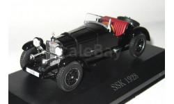 Mercedes-Benz SSK - 1928, масштабная модель, 1:43, 1/43, Atlas