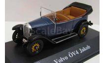 Volvo OV4 Jakob, синий, масштабная модель, 1:43, 1/43, Atlas