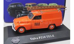 Volvo P210 TELE Van, оранжевый