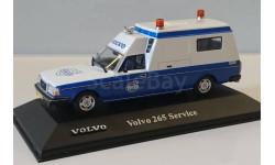 Volvo 265 Service, масштабная модель, Atlas, 1:43, 1/43