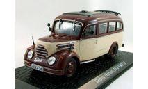 ROBUR Garant 30k VWB 18, масштабная модель, 1:43, 1/43, Atlas