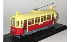 Трамвай Motrice standard B (ODL) - 1926, Lyon, Франция, масштабная модель, Atlas, 1:87, 1/87