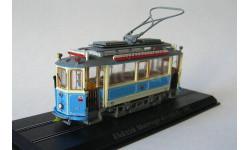 Трамвай Elektrisk Motorvagn 43 (ASEA) - 1902, Гётеборг, Швеция
