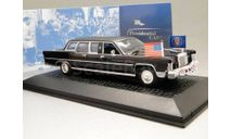 Lincoln Continental President R. Reagan 1981, масштабная модель, 1:43, 1/43, Atlas