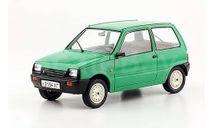 ВАЗ-1111 'Ока' Легендарные советские автомобили № 51, масштабная модель, Hachette (Ашет Коллекция), 1:24, 1/24