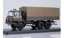 TATRA 815 V26 бортовой с тентом, масштабная модель, Start Scale Models (SSM), scale43