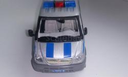 ГАЗ-2217 'Соболь' 1:50!!!, масштабная модель, 1/50, Bauer/Cararama/Hongwell
