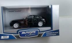 Chrysler Сrossfire, масштабная модель, 1:43, 1/43, Autotime Collection
