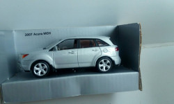 Acura MDX 2007, масштабная модель, 1:43, 1/43, Autotime Collection, Chrysler