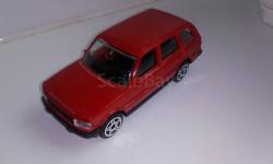 Range Rover, масштабная модель, 1:43, 1/43, Bburago